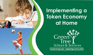 Implementing a Token Economy at Home