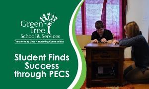Student Finds Success Through PECS