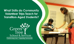 What Skills do Community Volunteer Trips Teach for Transition-Aged Students?